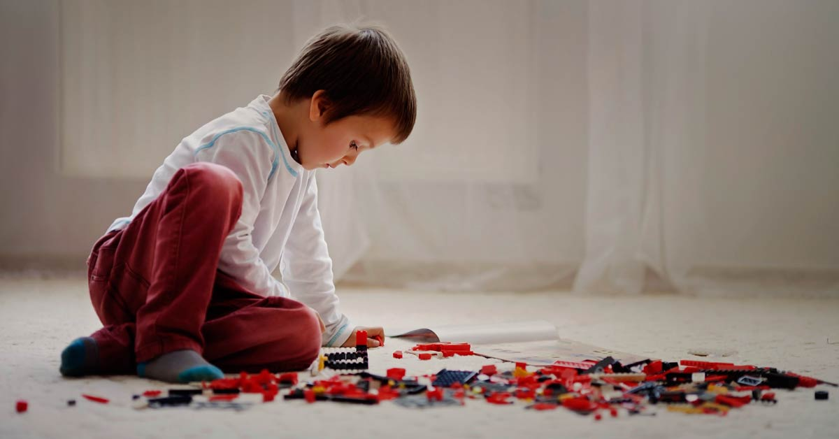 How Lego Found Revenue in Product Repositioning